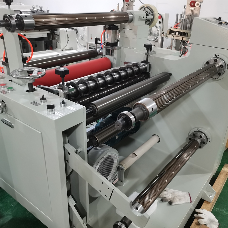 Widely Used Automatic Slitting Rewinding Machine