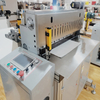 HX-800CQ automatic computerized plastic Film pvc cutting machine price