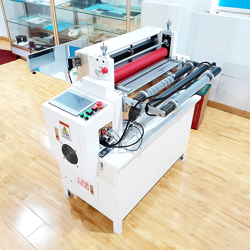Factory Industrial Materials nonwoven fabric Cutting Machine