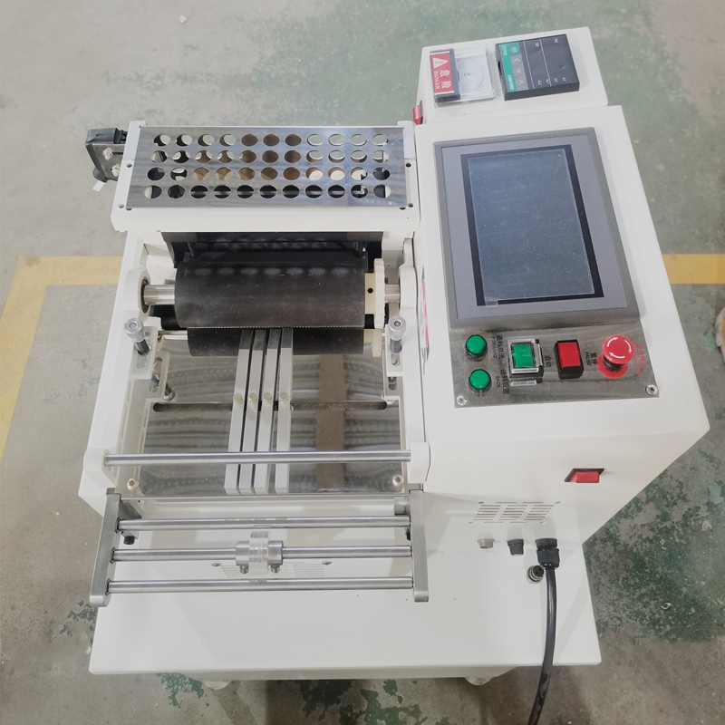 Chinese Automatic Medical Gauze Roller Cutting Machine
