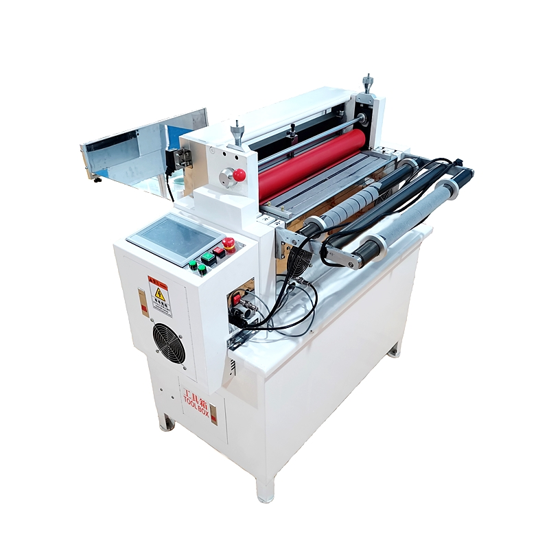 Automatic Pvc Card Cutter Machine