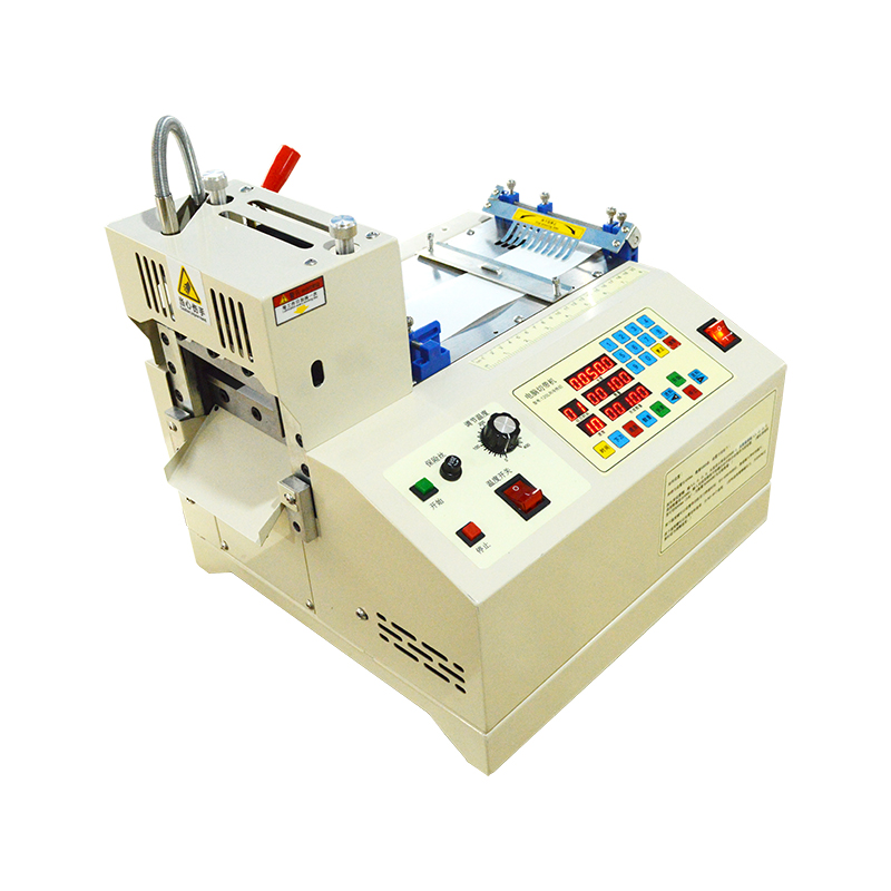 Small elastic band cutting machine for garment processing factory