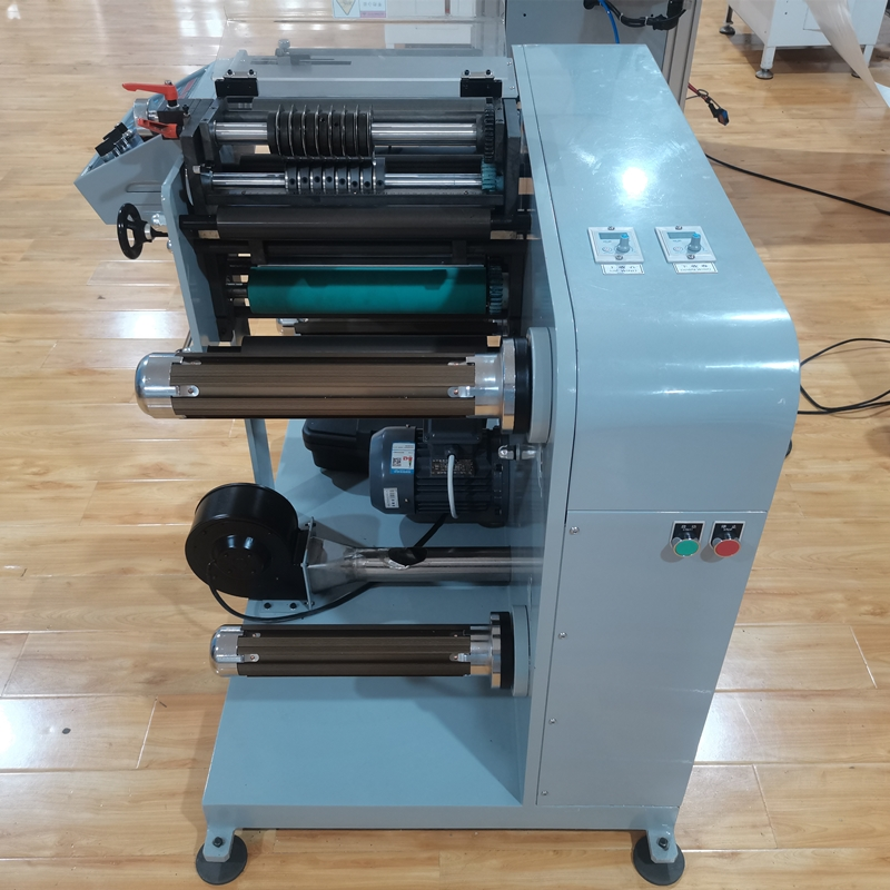PTFE Tape Small Roll Slitting Machine
