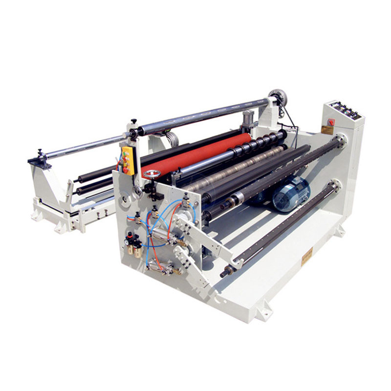 China Professional Supplier Non Woven Fabric Slitting Machine